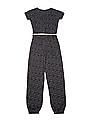 Cherokee Girls Polka Regular fit Jumpsuit