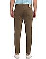 U.S. Polo Assn. Denim Co. Slim Tapered Fit Flat Front Trousers