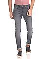Arrow Sports Justin Skinny Fit Stone Wash Jeans