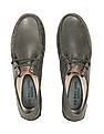 U.S. Polo Assn. Distressed Leather Lace Up Shoes