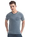 Cherokee Regular Fit V-Neck T-Shirt