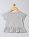 GAP Toddler Girl Critter Peplum Top