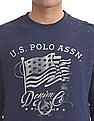 U.S. Polo Assn. Denim Co. Regular Fit Printed Sweatshirt